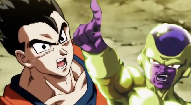Dragon Ball Super Gohan Freeza Tag-Team Fight