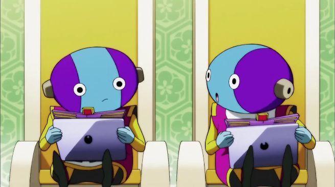Dragon Ball Super Grand Zeno GodPad Closeup Details