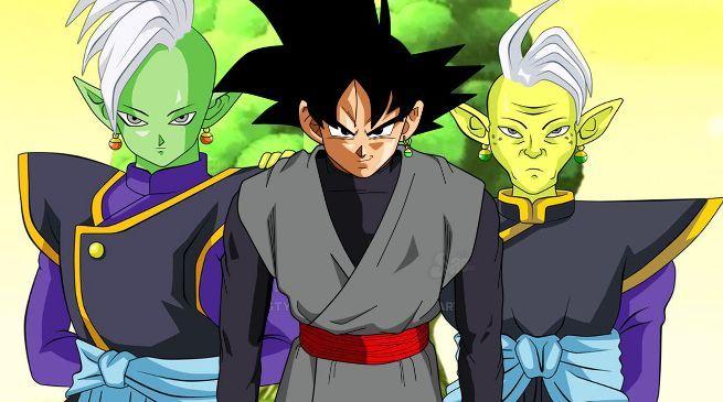Dragon Ball Super - Who Is Goku Black