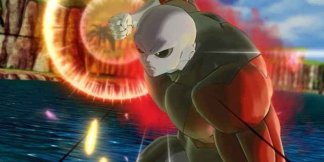 Dragon Ball Xenoverse 2 Jiren