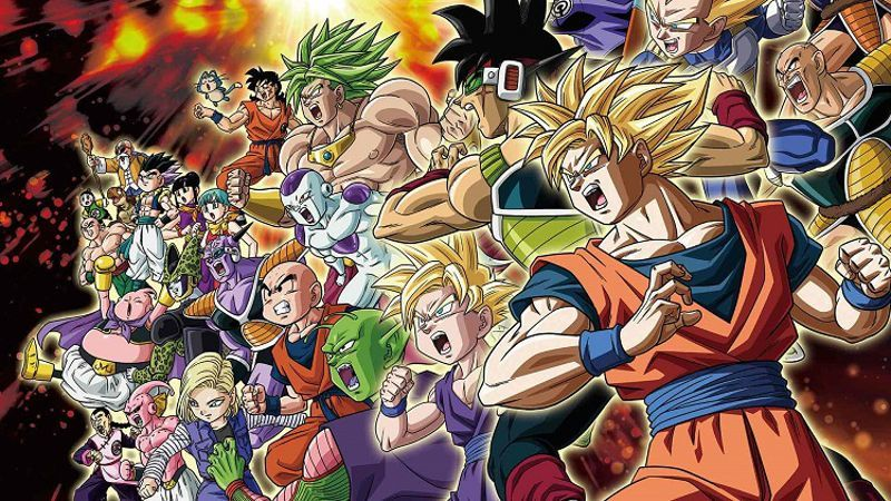 Dragon Ball Z Where to Watch