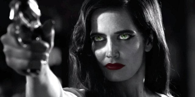eva green a dame to kill for