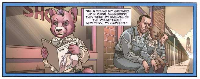 Exit Stage Left - Snagglepuss - Review - New Yorker