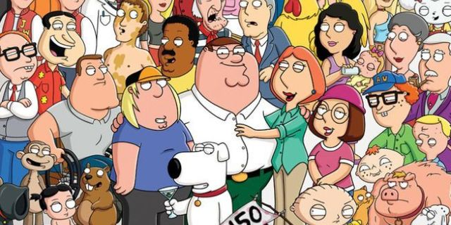 Family Guy 300th Episode Please Send in Stewie Extended Episode