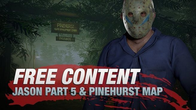 Friday the 13th The Game Part 5 Jason