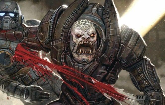 Gears of War RAAM