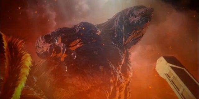 Godzilla-Anime