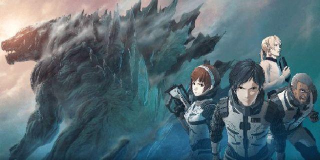 Godzilla Planet Monsters Ending Credits Scene