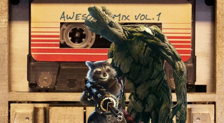 Guardians of the Galaxy awesome mix comicbookcom