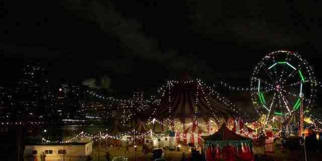 Halys-Circus-Gotham