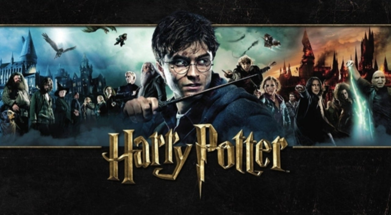 all eight harry potter movies now streaming on hbo