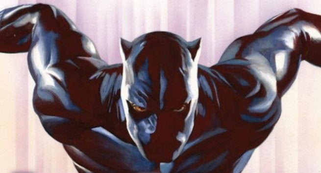 History of Black Panther - Cover