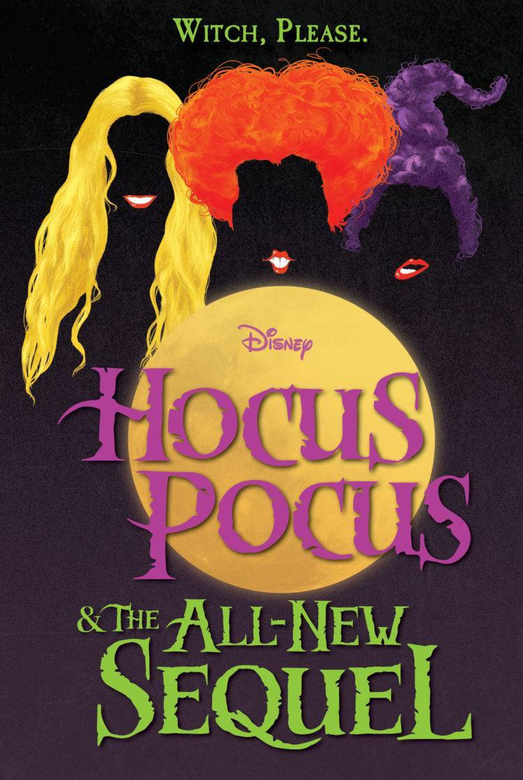 hocus pocus sequel book cover
