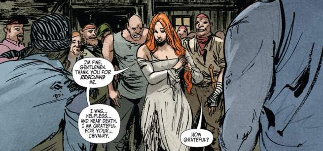 Hungry Ghosts #1 Review - Pirates