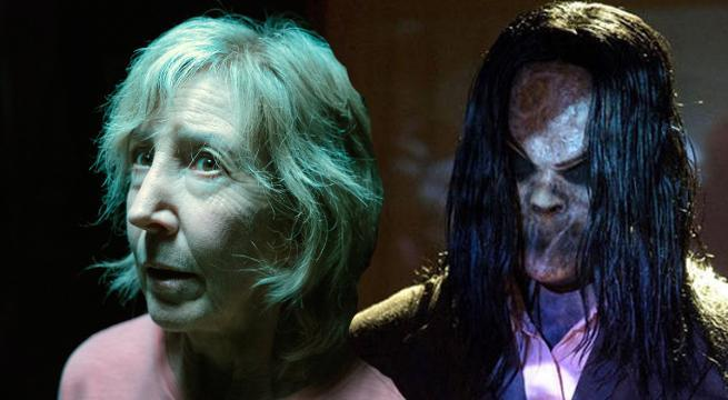 Insidious Sinister Movie Crossover