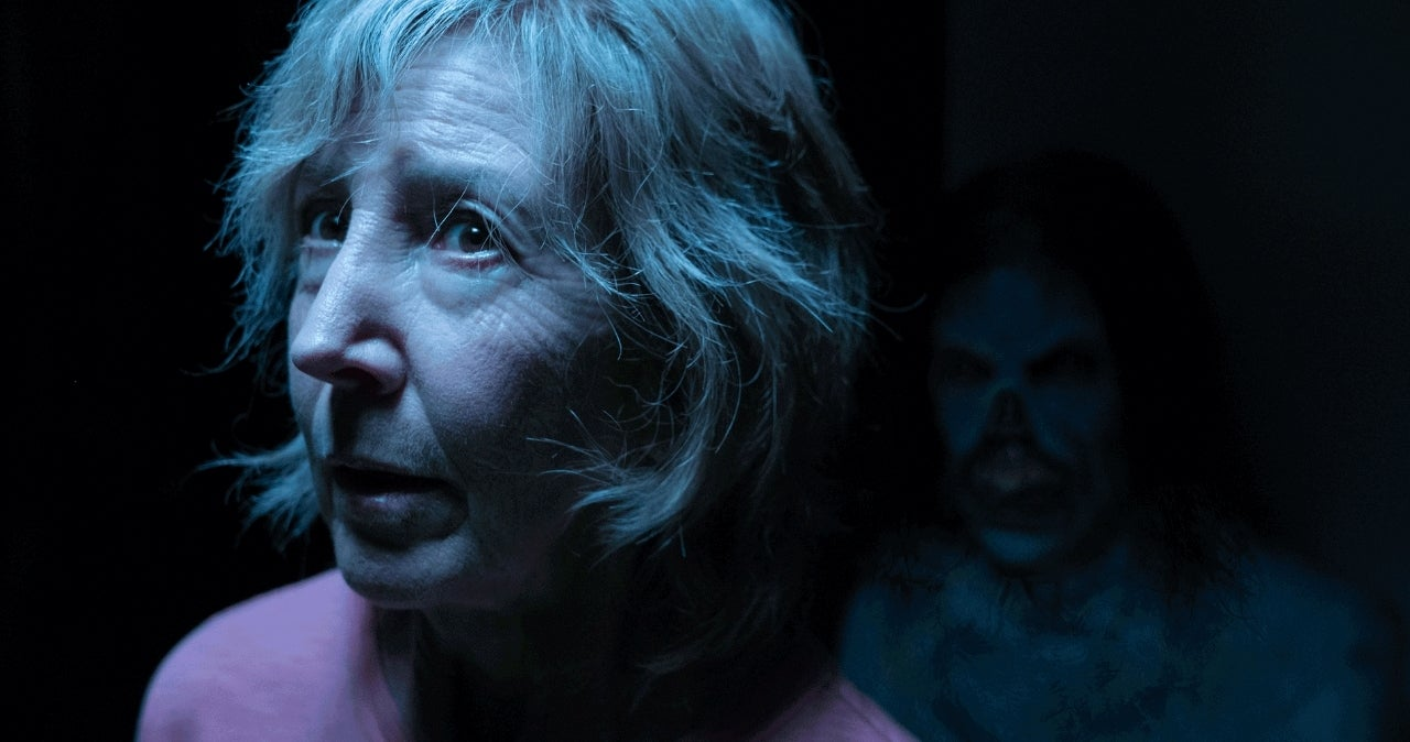 insidious the last key old lady image