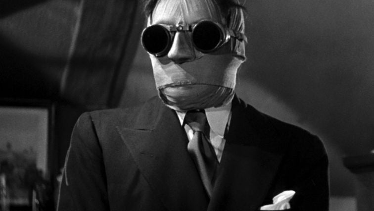 invisible man universal monsters dark universe