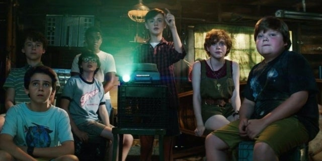 it movie 2017 stephen king losers club