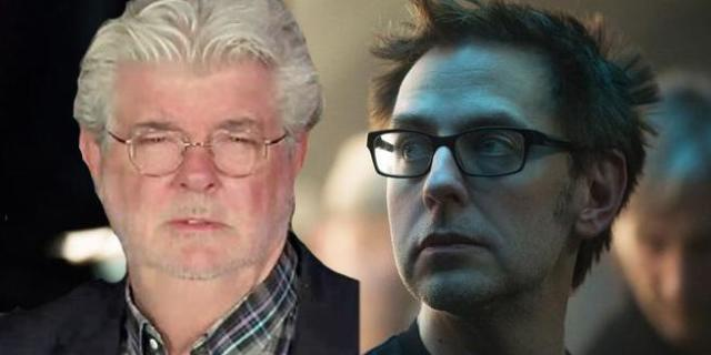 James Gunn Met George Lucas Black Panther Premeire