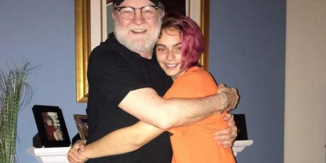 Jim Beaver and Kira Stanley