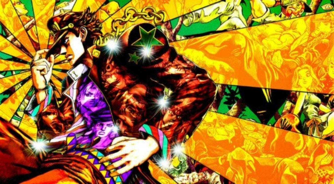 JoJo's Bizarre Adventure Fan Corrects Stand Names with Special