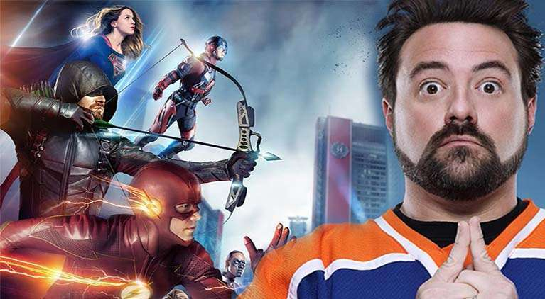 kevin smith arrowverse crossover