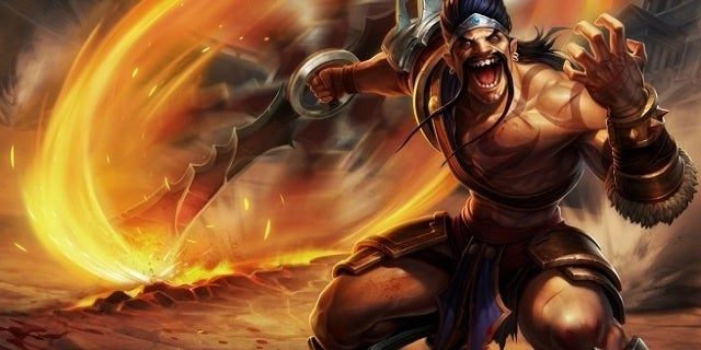 League of Legends Draven