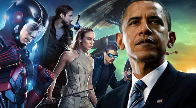 legends of tomorrow obama