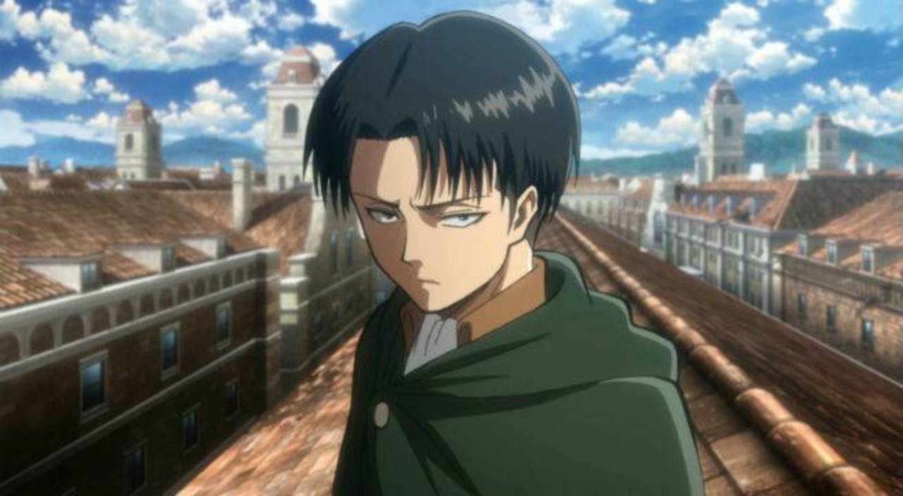 Attack On Titan Reveals Levi S Full Name
