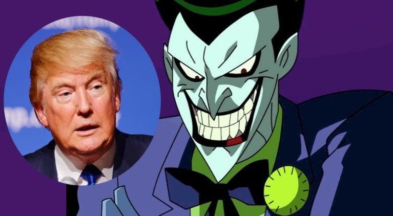 Mark Hamill Joker Donald Trump comicbookcom