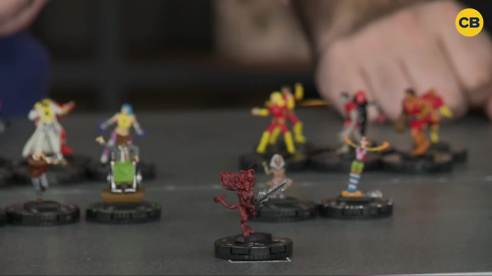 Marvel HeroClix: X-Men Xavier's School - UNBOXING screen capture