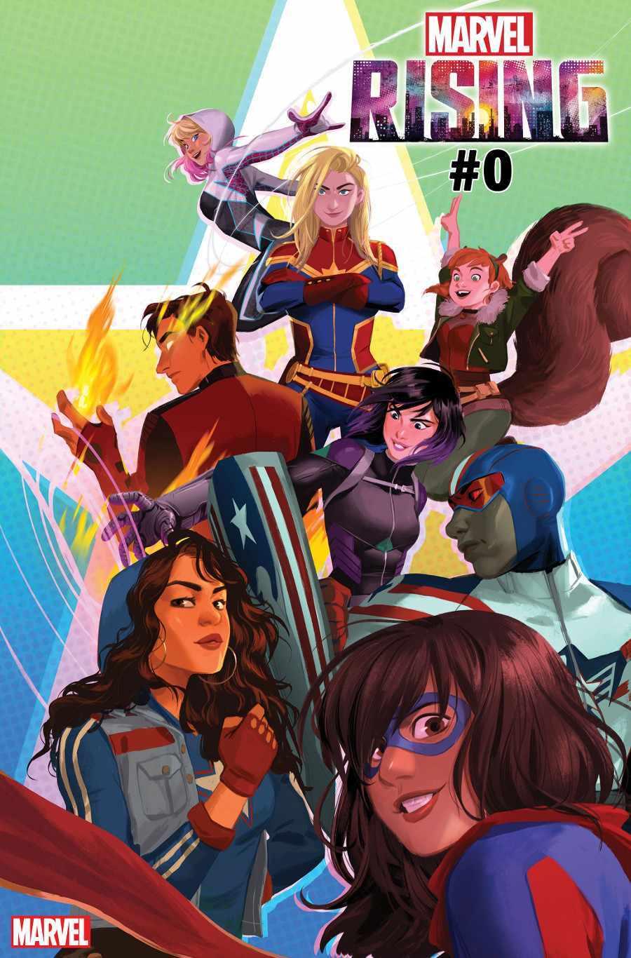 Marvel Rising 0