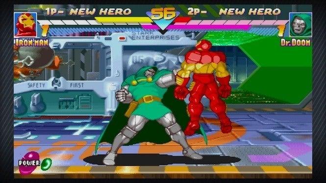 Marvel vs Capcom 5