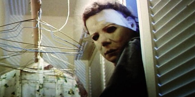 michael myers halloween nick castle