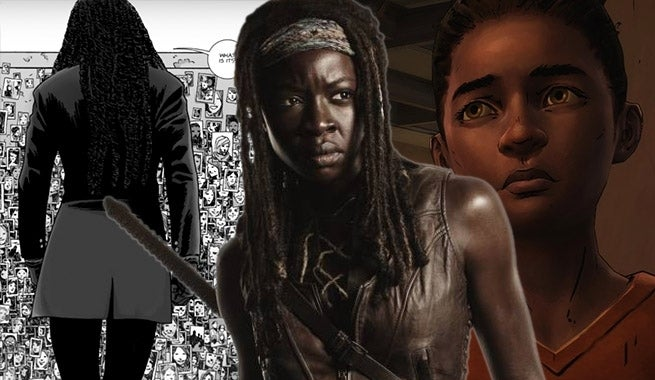 Michonne_DaughteR_Elodie