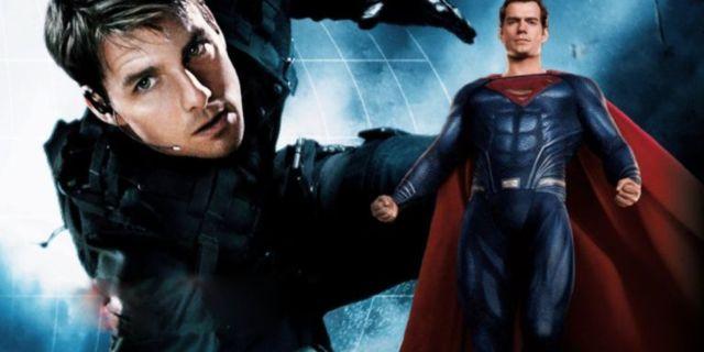 Mission Impossible Cavill Superman comicbookcom