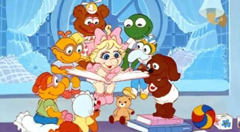 muppet babies skeeter