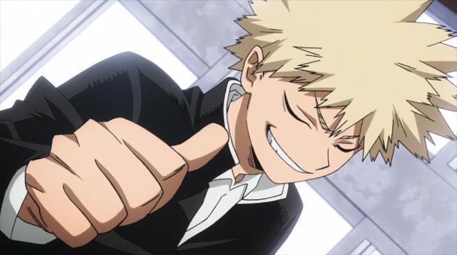 My Hero Academia - Bakugo Best Hero U.A.