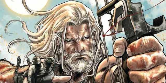 Old Man Hawkeye #1 - Cover