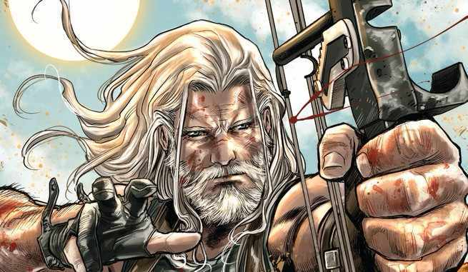 Old Man Hawkeye #1 - Cover