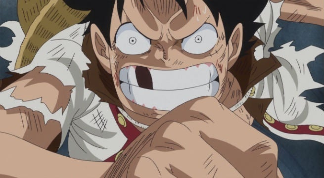 One-piece-luffy