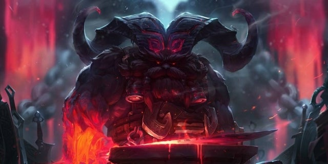 League of Legends' PBE Update Makes Ornn Unstoppable Again