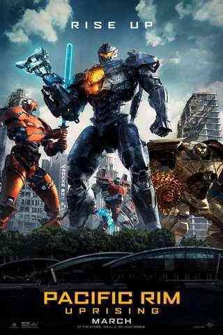 Pacific Rim: Uprising  movie poster image