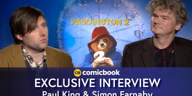 Paul King and Simon Farnaby Talk Paddington 2 screen capture