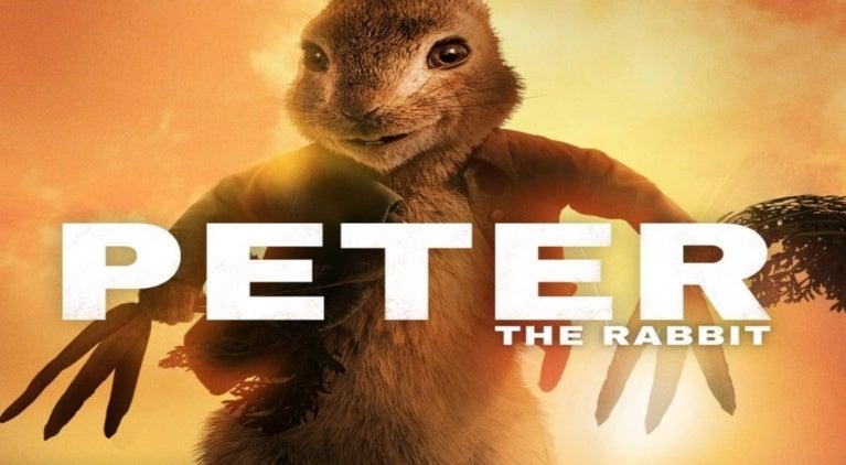 Peter the Rabbit Logan