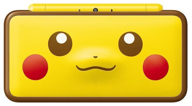 pikachu 2ds