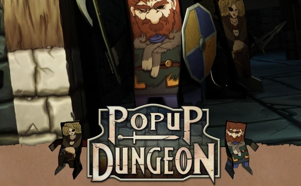 First Look at Popup Dungeon - A Magical 3D Tabletop-Inspired RPG