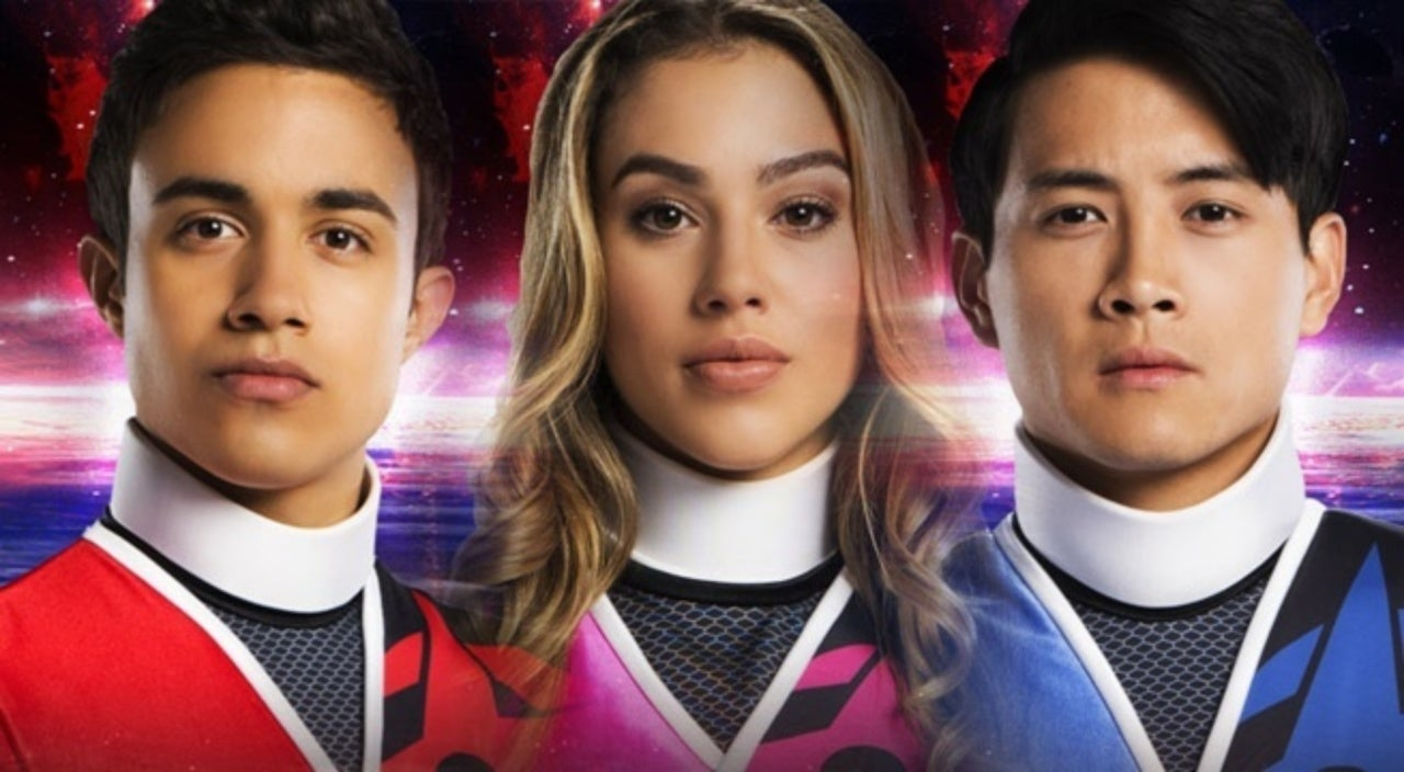 Get Up To Speed With Our 'Power Rangers Super Ninja Steel