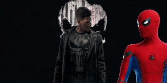 Punisher Spider-Man MCU