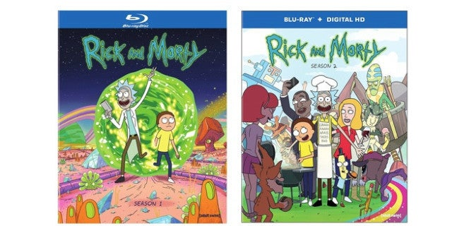 rick-and-morty-bluray-sale